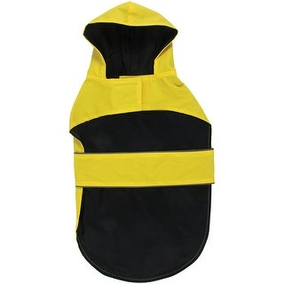 Yellow - Jelly Wellies Classic Raincoat Small 13""