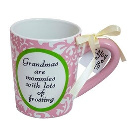 Enjoy Life Ceramic Mug for Grandma