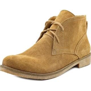 Lucky Brand Garboh Women Round Toe Suede Desert Boot