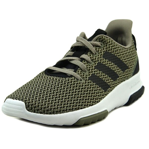 Adidas CF Racer TR Youth Round Toe Synthetic Tan Sneakers