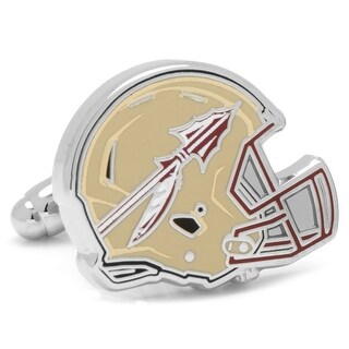 Florida State Seminoles Helmet Cufflinks - Multicolored