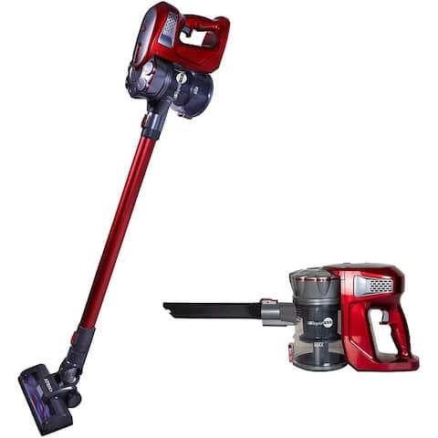 Atrix Rapid Red Cordless Stick Vacuum
