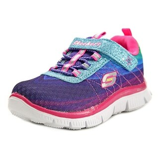 Skechers Skech Appeal-Perfect Picture Round Toe Synthetic Sneakers