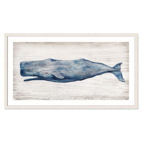 Blue Whale - 46'' x 26''