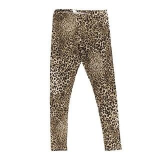 Zara Girls Animal Print Leggings - 11/12