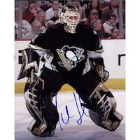 Signed Thibault Jocelyn Pittsburgh Penguins 8x10 Photo autographed