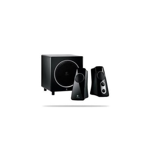 Logitech 980-000319 Speaker System Z523 With Subwoofer