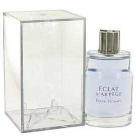 Eclat D'Arpege by Lanvin Eau De Toilette Spray 3.4 oz - Men