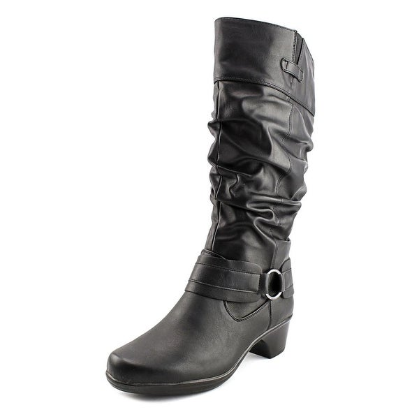 Easy Street Jayda Women Black Boots