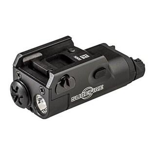 SureFire XC1 Compact Pistol Light with Mount, Black, 200 lm