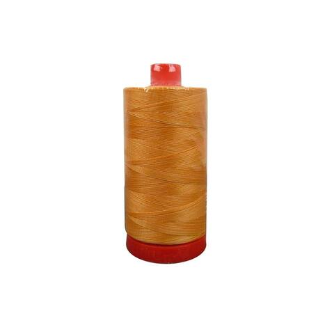 Aurifil Ctn Thread Mako 50wt 1300m Vari GoldenGlow - Medium