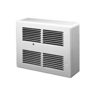 King SL1215 120V Pic-A-Watt Slim Line Wall Heater - White