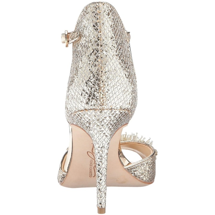 Imagine Vince Camuto Women/'s prisca Heeled Sandal