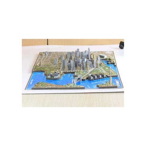 4D Cityscape Sydney, Australia Time Jigsaw Puzzle
