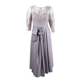 5117fc735fb Alex Evenings Womens Evening Dress Formal Special Occasion. SALE. Quick View