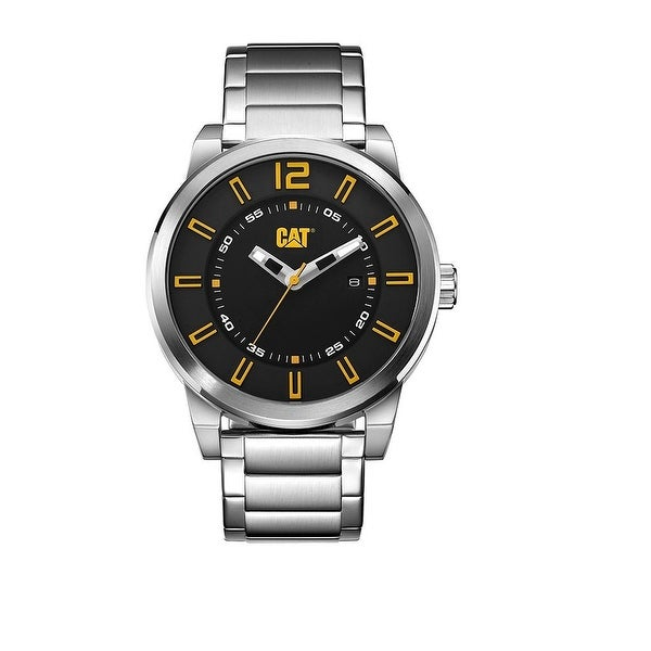 Caterpillar Mens Hardware Sport Watch