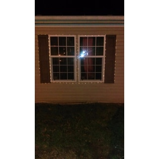 100 LED String Light Warm White Outdoor light Decorative Light