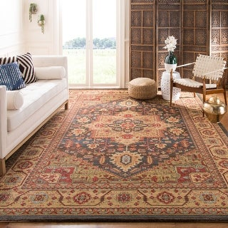 Link to Safavieh Mahal Noeleen Traditional Oriental Rug Similar Items in Transitional Rugs