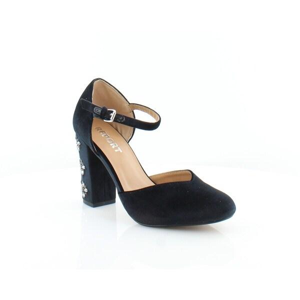 Report Ladee Women's Heels Black