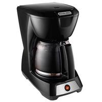 12 Cup Coffeemaker  Black
