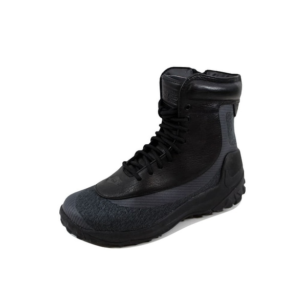 Nike Women's Zoom Kynsi JCRD WP Black/Metallic Hematite-Dark Grey-Anthracite 806978-001
