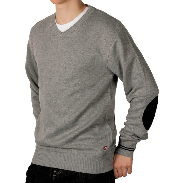 Ecko Unltd. Young Men's Marled V-Neck Sweater