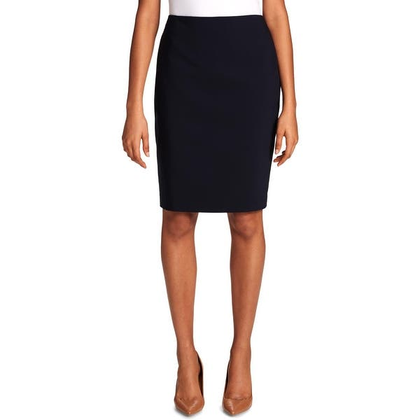 80d1aaab0f Shop Tommy Hilfiger Womens Pencil Skirt Knee-Length Business - Free ...