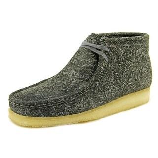 Clarks Originals Wallabee Boot   Round Toe Leather  Chukka Boot