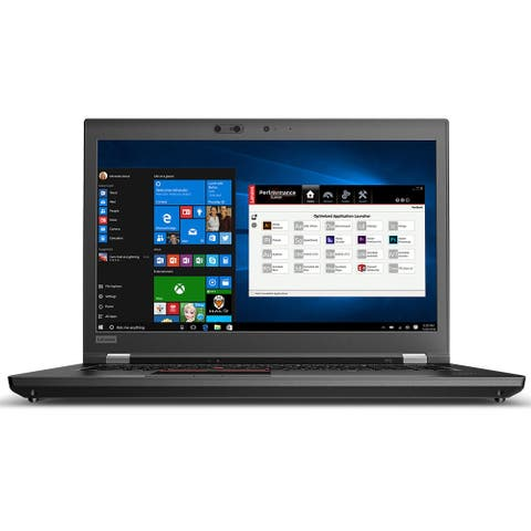 Lenovo ThinkPad P72 20MB0023US 17.3 Inch ThinkPad P72 i7 16GB Mobile Workstation