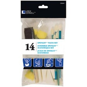Spongit Value Set 14/Pkg-