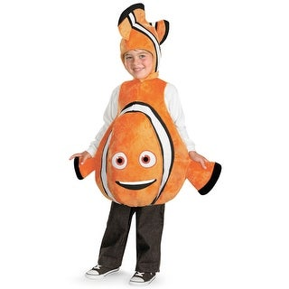 Disguise Finding Nemo Deluxe Child Costume - Orange - One size