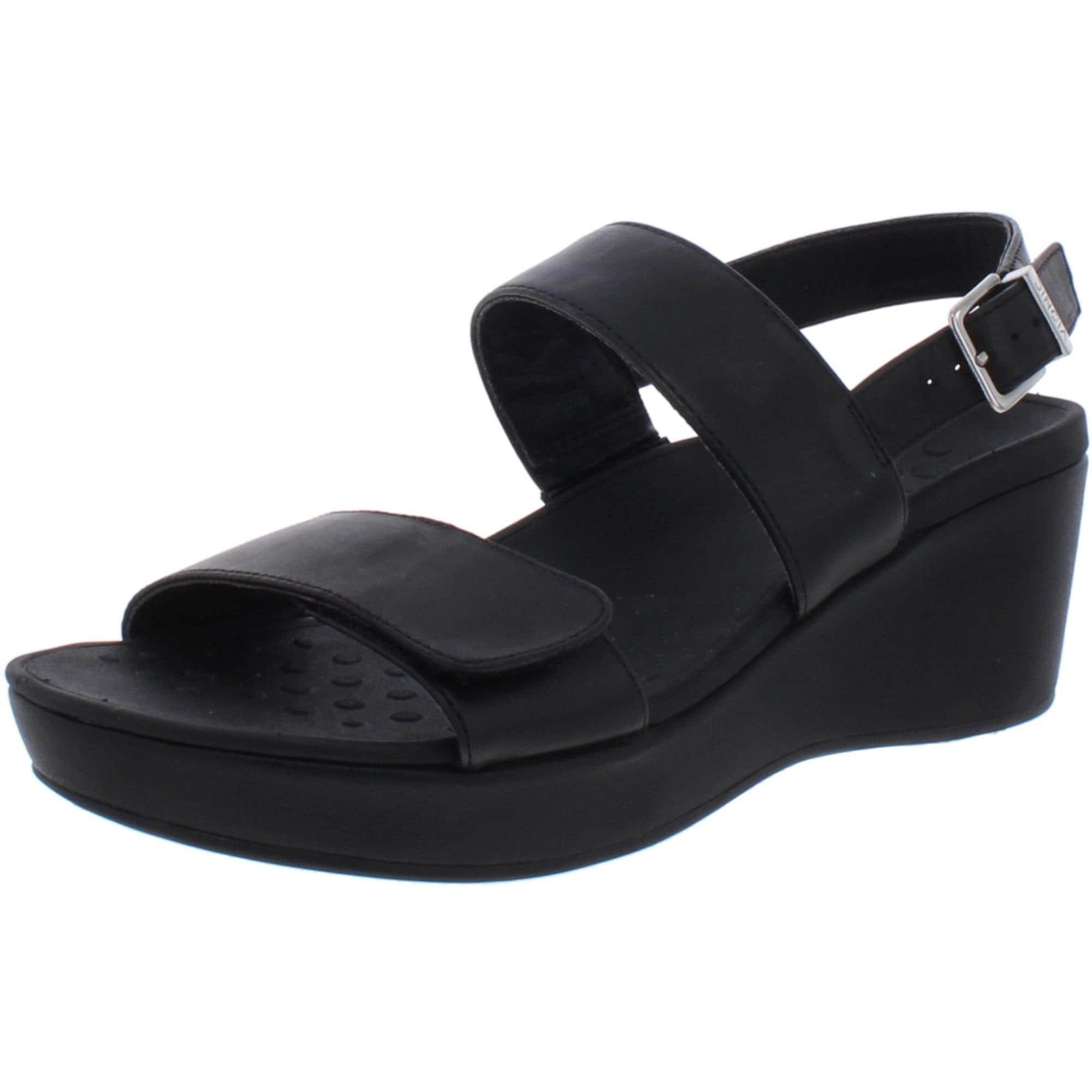 Shop Vionic Womens Lovell Wedge Sandals