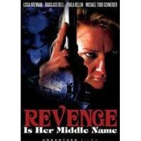 Revenge Is Her Middle Name [DVD]