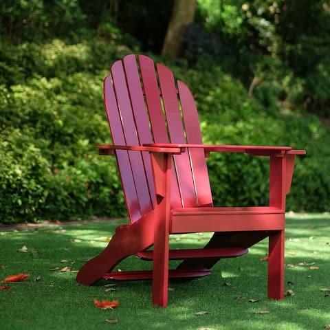 Cambridge Casual Alston Adirondack Chair FREE Tray Table