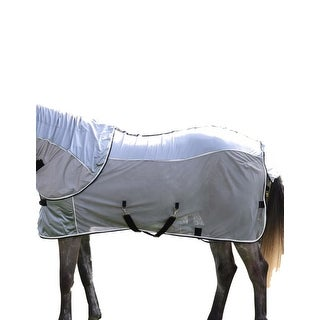 Professionals Choice Fly Sheet Breathable Double Buckle Fleece