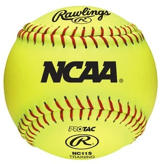 Rawlings NCAA Training Softball (1)