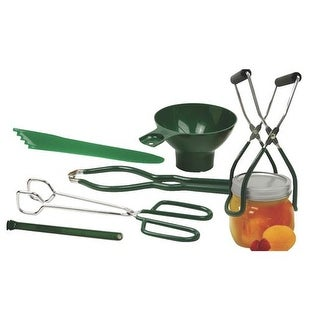 Norpro 6Pc Canning Set 599 Unit: EACH