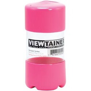 "Pink - Viewtainer Storage Container 2""X4"""