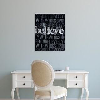 Easy Art Prints Deborah Velasquez's 'Dream, Imagine... III' Premium Canvas Art