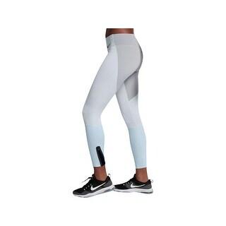 Nike Womens Athletic Leggings Dri-Fit Compression