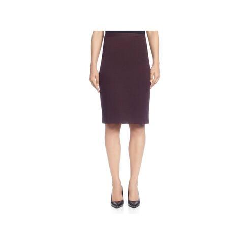 T Tahari Womens Straight Skirt Knee Length Work Wear