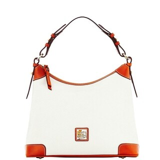 Dooney & Bourke Pebble Grain Hobo Shoulder Bag (Introduced by Dooney & Bourke at $228 in Jul 2014)