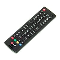 OEM LG Remote Control Originally Shipped With: 60PN6500UA, 39LN5300, 42LN5400-UA, 50PN4500-UA