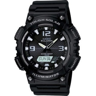 Casio AQS810W-1AV Casio AQS810W-1AV Wrist Watch - Sports - Anadigi - Quartz
