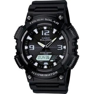 Casio AQS810W-1AV Casio AQS810W-1AV Wrist Watch - Sports - Anadigi - Quartz