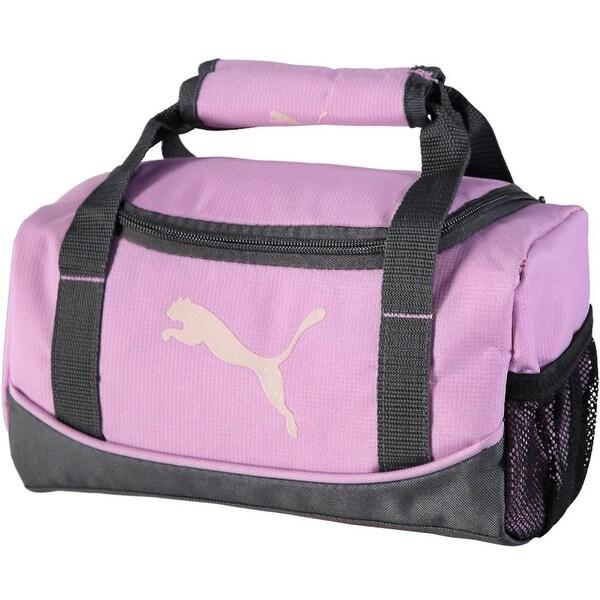 ed6b697b8e Shop PUMA Big Kids Lunchbox Mini Duffel - Pink - One size - Free Shipping  On Orders Over $45 - Overstock - 26267991