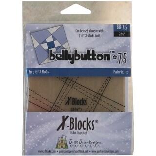 "X-Blocks Tool Bellybutton-7-1/2"""