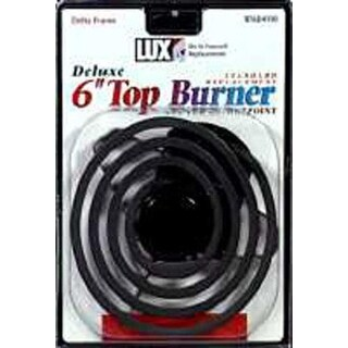 "Lux RT6D-4150 Plug-In Electric Top Burner 1500Watt - 6"""
