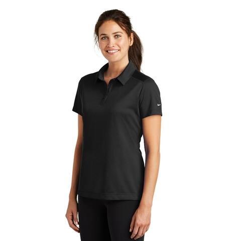 Nike Women's DRI-FIT Pebble Texture Polo