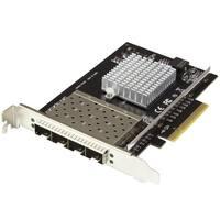 Startech Pex10gsfp4i Quad-Port Sfp+ Server Network Card Pcie - Intel Xl710 Chip